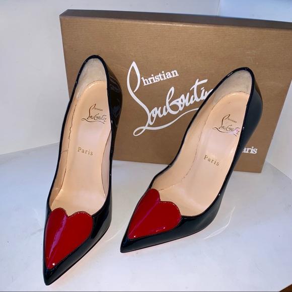 c9d4b96917 Christian Louboutin Shoes | Cora Front Heels | Poshmark